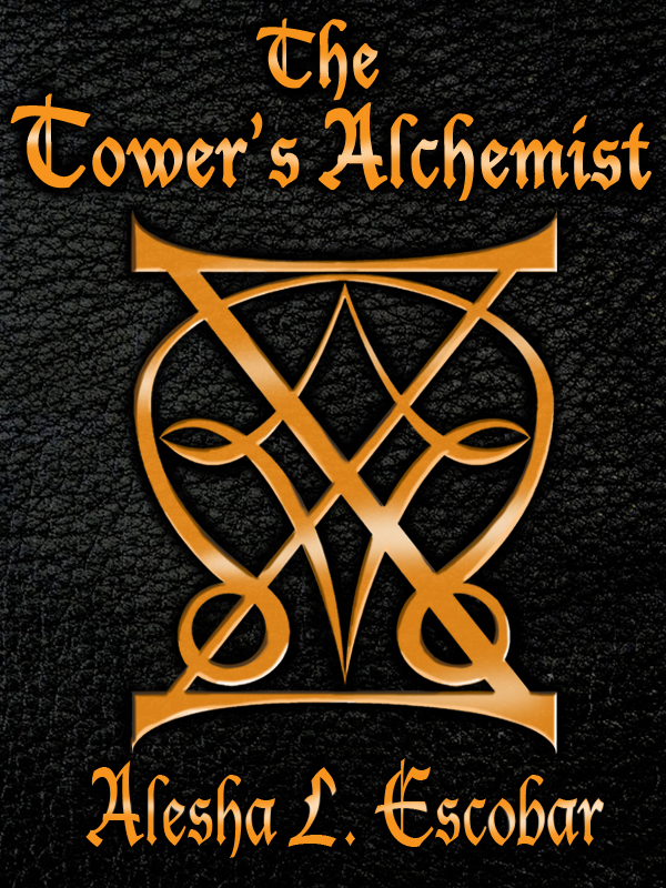 Tower's Alchemist Kindle cover