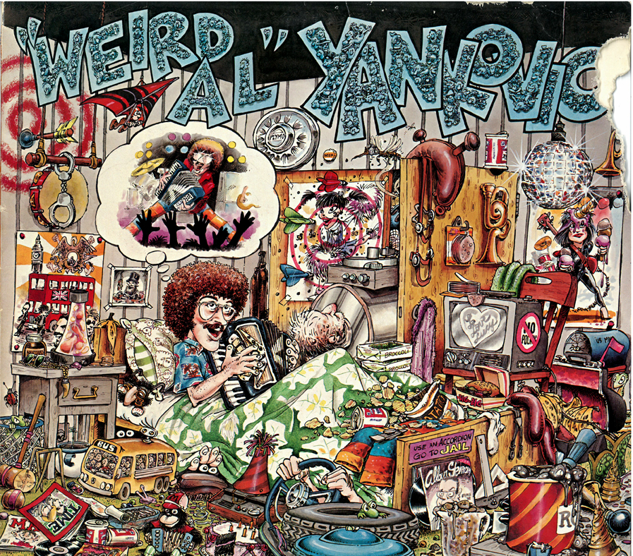 weird Al Yankovic record