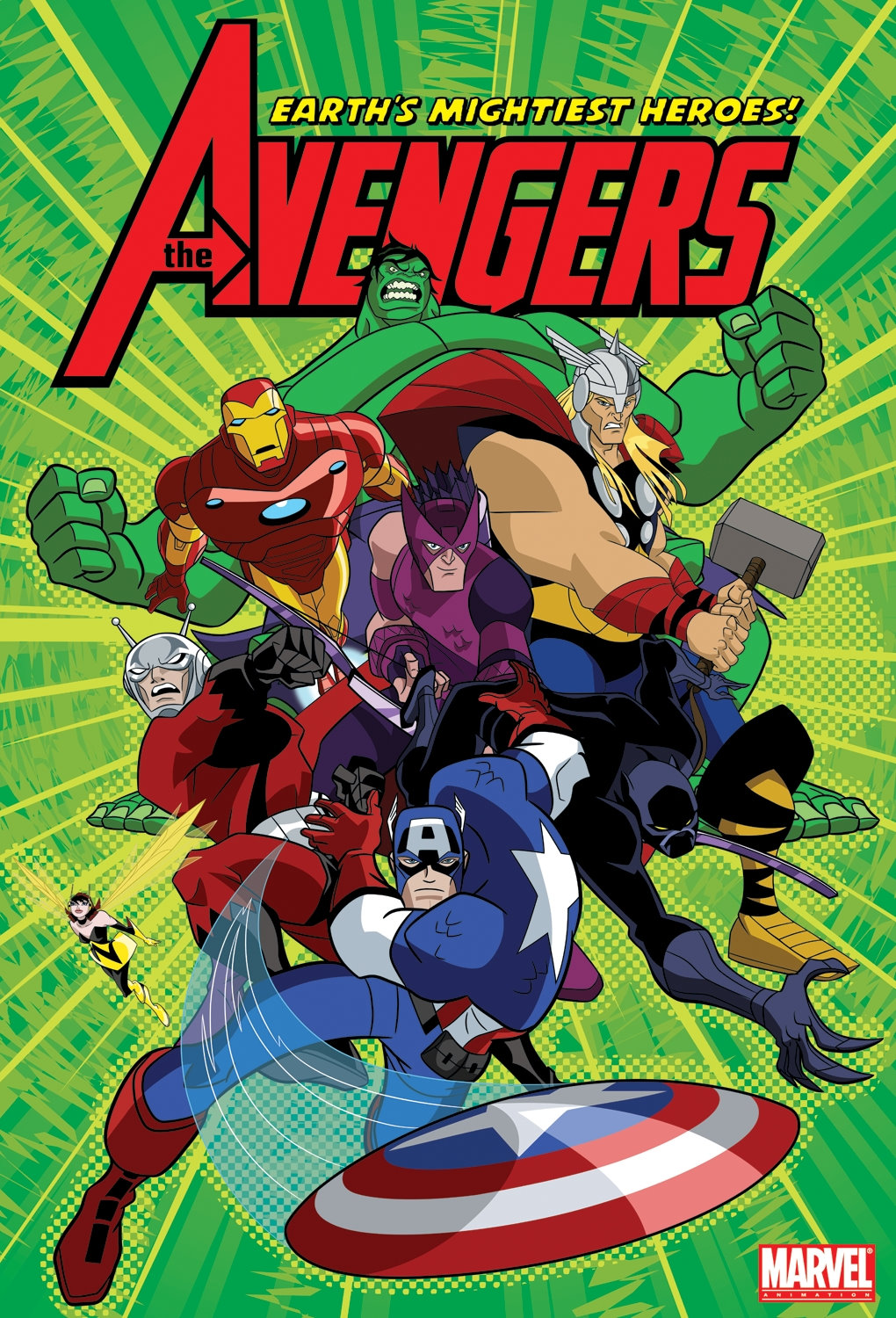 8 reasons why avengers earth 39 s mightiest heroes animated cartoon is the funnest easiest way to - Heros avengers ...