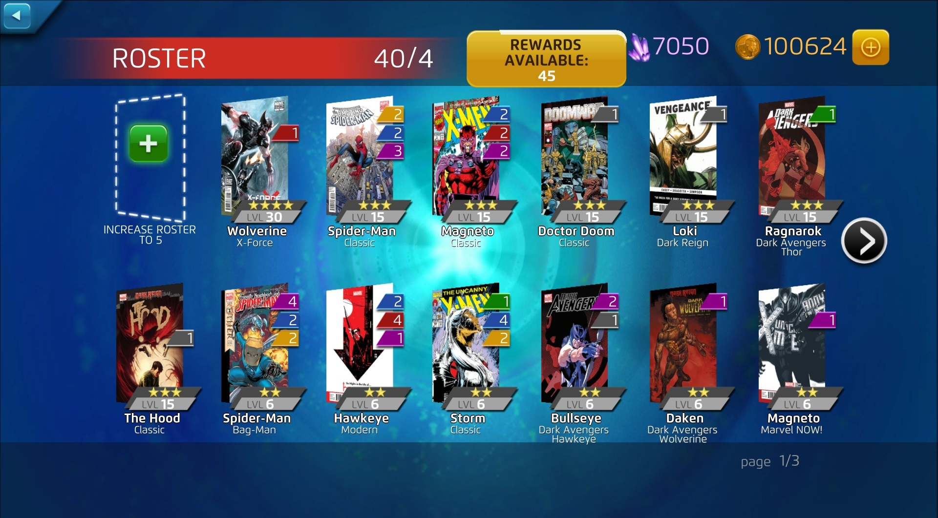 3 Reasons I play Marvel Puzzle Quest Dark Reign (3)