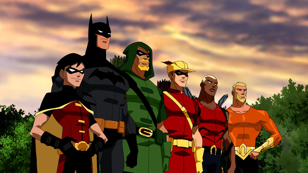 Four Reasons Young Justice is the Best Superhero Animated Series (2)