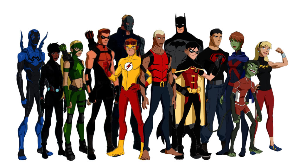 Four Reasons Young Justice is the Best Superhero Animated Series (3)