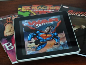 The Pros and Cons of Buying and Reading Digital Mainstream Comics (3)