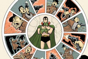 Gene Yang THE SHADOW HERO Comic Book Review (3)