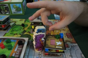 """Three Reasons to Play """"Terror in Meeple City"""" (previously called """"Rampage"""") a Review 02"""