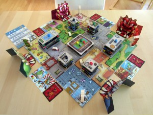 """Three Reasons to Play """"Terror in Meeple City"""" (previously called """"Rampage"""") a Review 03"""