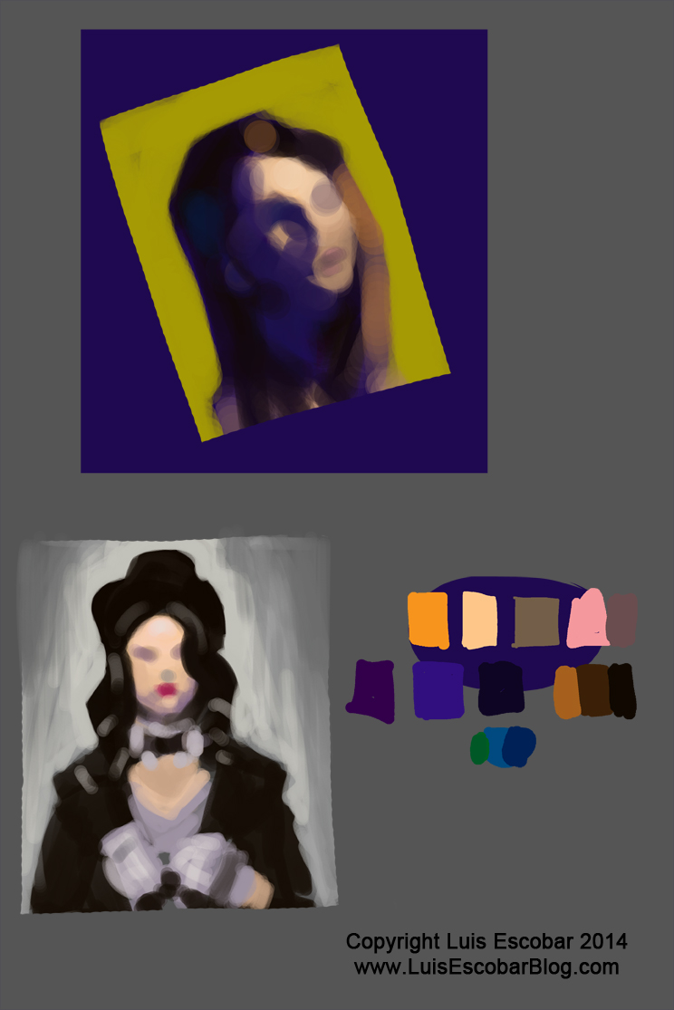Digital Color Studies